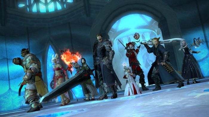 Final Fantasy 14 (Imagem: Divulgação/Square Enix)