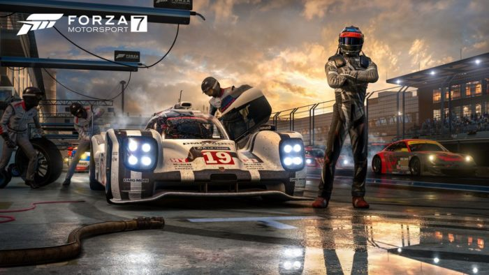 Microsoft dá adeus a Forza Motorsport 7 (Imagem: Divulgação/Microsoft)