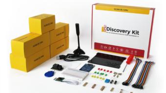 Raspberry Pi ganha Discovery Kit no Brasil para quem quer aprender computação