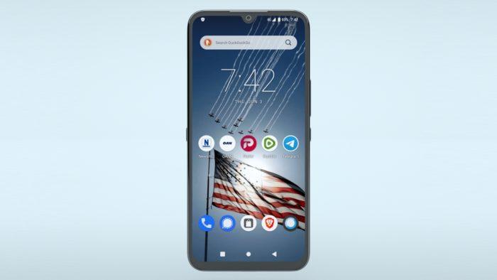 Freedom Phone (Image: Disclosure)