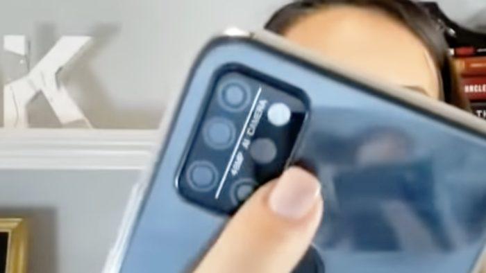 Freedom Phone Camera (Image: Playback / YouTube)