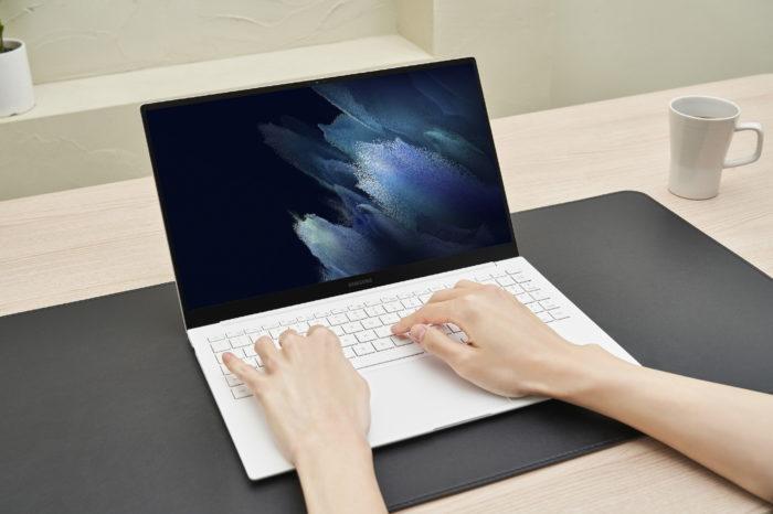 Notebook <a href='https://meuspy.com/tag/Espionar-Galaxy'>Galaxy</a> Book Pro (imagem: divulgação/Samsung)