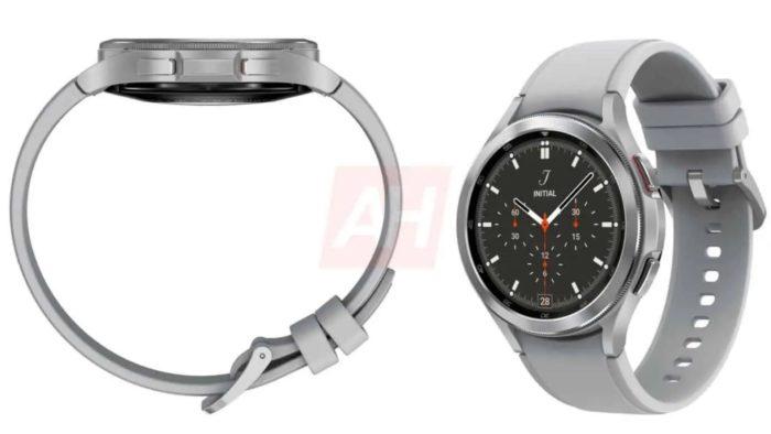 Galaxy Watch 4 Classic (Imagem: Reprodução/Android Headlines)