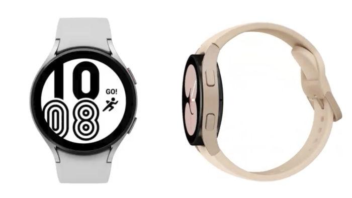 Suposto Galaxy Watch Active 4 (Imagem: Reprodução/Evan Blass/Twitter)