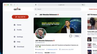 Exclusivo: Gettr, rede social pró-Trump, vaza dados de apoiadores de Bolsonaro