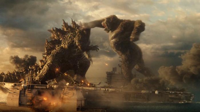 Godzilla vs Kong chega em julho na HBO Max (Imagem: Divulgação/WarnerBros)