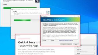 Falso instalador do Windows 11 engana usuários e baixa software malicioso