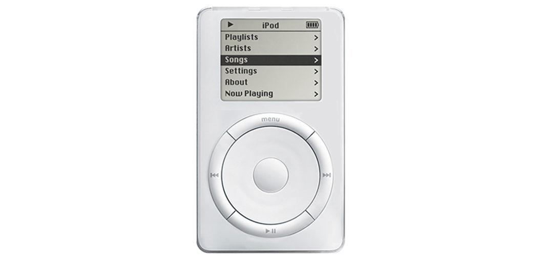 iPod classic (Image: Press/Apple)