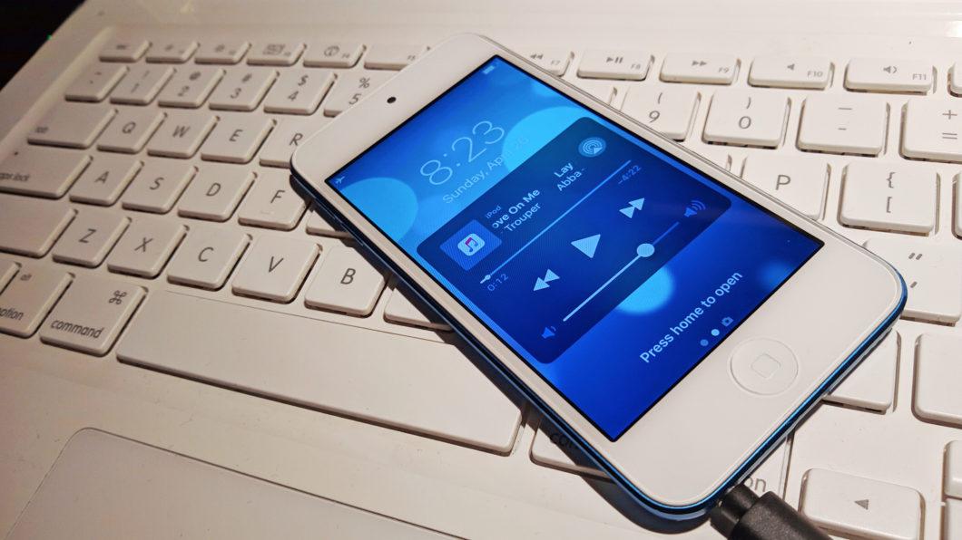seventh generation iPod touch (Image: Zsinytwiki/Wikimedia Commons)