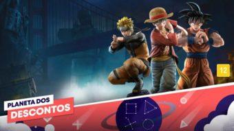 PS4 e PS5 têm jogos mais baratos na promoção Planeta dos Descontos