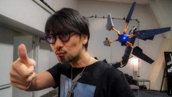 Hideo Kojima comenta mudança de nome de Death Stranding