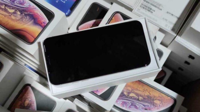 iPhone X, XS e XS Max (Imagem: Divulgação / RFB)