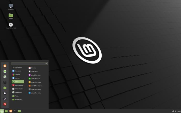 Linux Mint 20.2 (imagem: divulgação/Linux Mint)