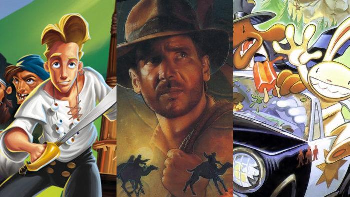Jogos da LucasArts podem ser resgatados no Prime Gaming (Imagens: Divulgação/Lucasfilm Games)