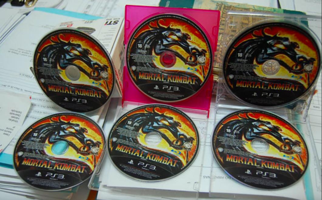 Seis de nove cópias foram recuperadas (Imagem: Divulgação/Polícia Civil do Amazonas)