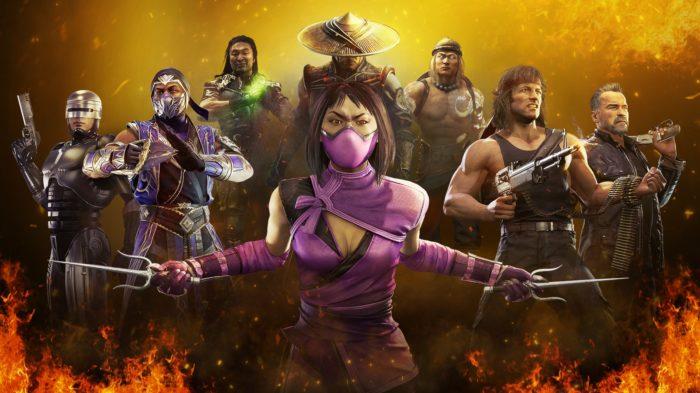 Mortal Kombat 11 bate recorde de vendas (Imagem: Divulgação/Warner)