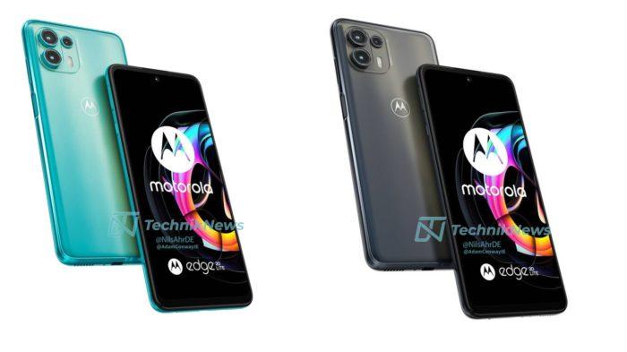 Possível Motorola Edge 20 Lite (Imagem: Reprodução/TechnikNews)