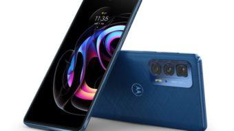 Motorola Edge 20 Pro é lançado com câmera de 108 MP e lente periscópio