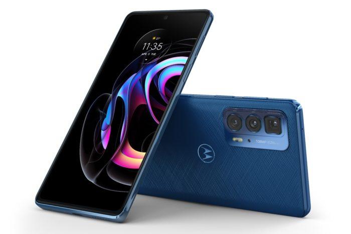 Motorola Edge 20 Pro (imagem: divulgação/Motorola)