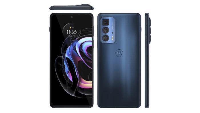 Suposto Motorola Edge 20 Pro (Imagem: Reprodução/Evan Blass/Twitter)