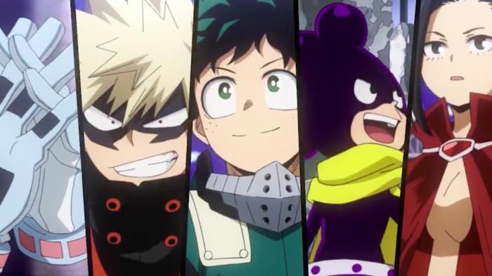 My Hero Academia e mais animes de julho no catálogo da Funimation