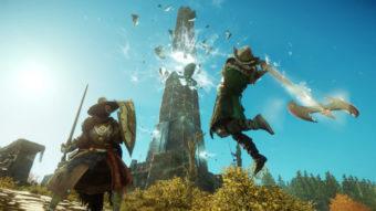 New World da Amazon passa de 200 mil jogadores em 1ª semana de beta fechado