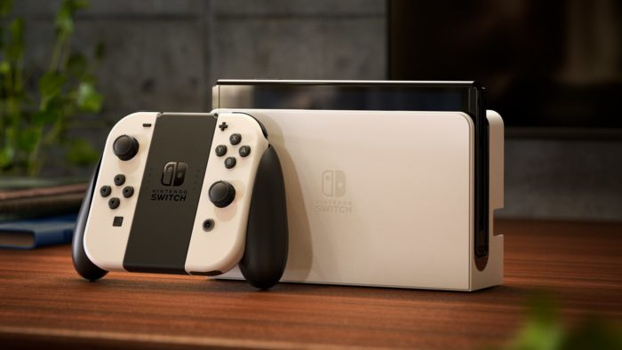Nintendo Switch OLED Model chega ainda este ano com melhorias (Imagem: Divulgação/Nintendo)