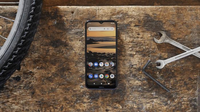 Nokia 1.4 (Imagem: Divulgação/HMD Global)