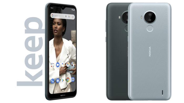 Nokia C30 (Imagem: Divulgação/HMD Global)