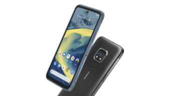 Nokia XR20 é um celular duro na queda com Android atualizado por 3 anos