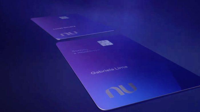 Ultraviolet Nubank Card (Image: Disclosure)