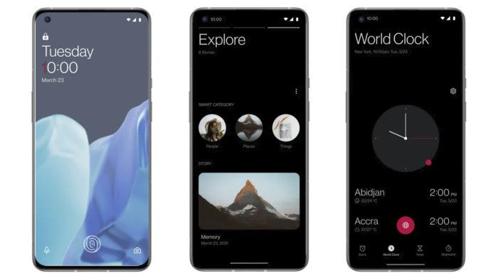 OnePlus 9 Pro (Imagem: Divulgação/OnePlus)