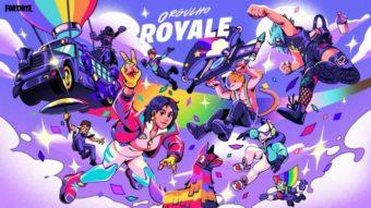 Fortnite lança Orgulho Royale com itens grátis de temática LGBTQIA+