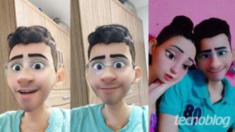 """Como usar o """"filtro da Pixar"""" no Instagram e TikTok"""