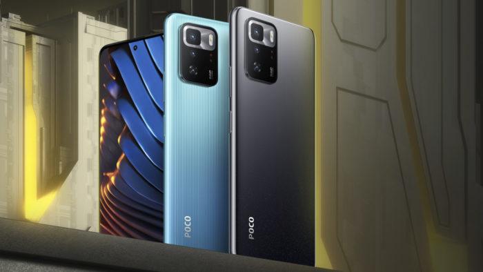 Poco X3 GT (Imagem: Divulgação/Xiaomi)