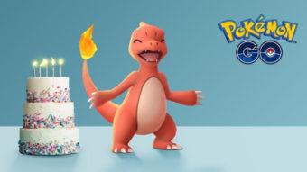 Pokémon GO comemora 5 anos com evento de aniversário para jogadores