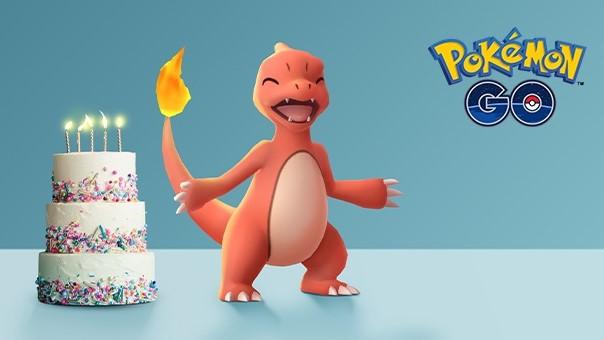 Pokémon GO comemora aniversário de cinco anos com evento (Imagem: Divulgação/Niantic)