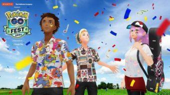 Pokémon GO Fest 2021 faturou US$ 21 milhões em dois dias