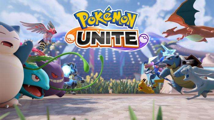 Pokémon Unite é o jogo no estilo MOBA dos monstrinhos de bolso (Imagem: Divulgação/Nintendo)