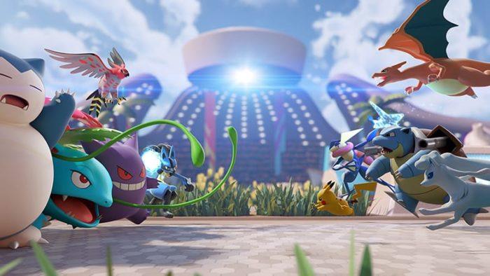 Pokémon Unite coloca times opostos neste MOBA