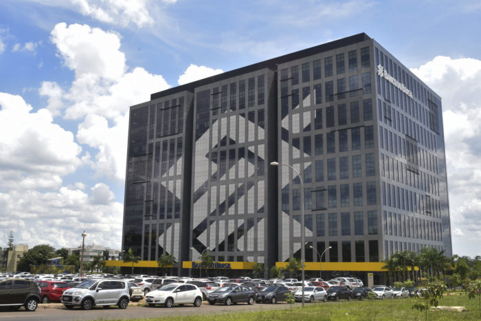 Fachada do Edifício Banco do Brasil (Imagem: Fernando Bizerra/Agência Senado)