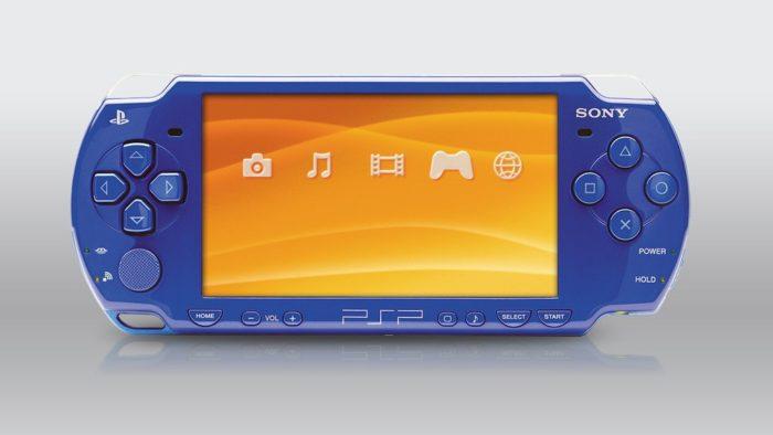 PlayStation Portable (PSP) (Imagem: Divulgação/PlayStation)