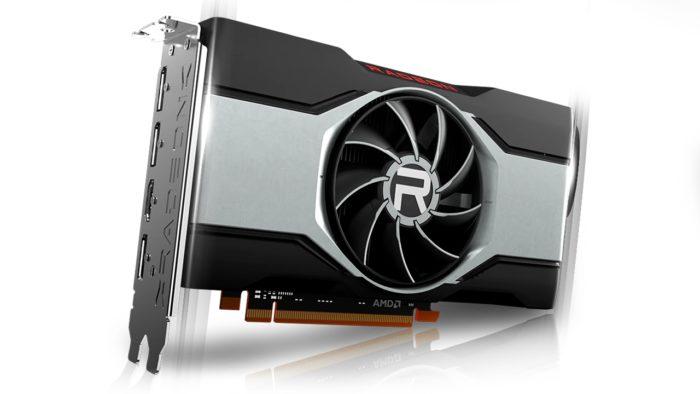 Radeon RX 6600 XT (imagem: reprodução/AMD)