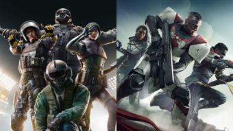 Bungie e Ubisoft processam grupo que cria cheats para Destiny 2 e Rainbow Six