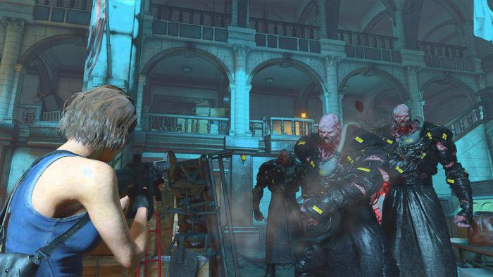 Resident Evil Re:Verse (Imagem: Divulgação/Capcom)