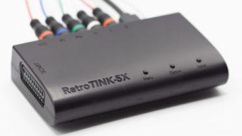 Retrotink 5X-Pro, para rodar jogos retrô em Full-HD, terá novo lote em breve