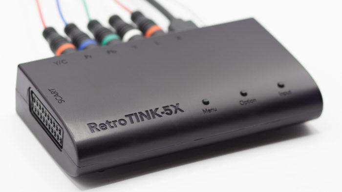 Retrotink 5X Pro (Imagem: Divulgação / Retrotink)