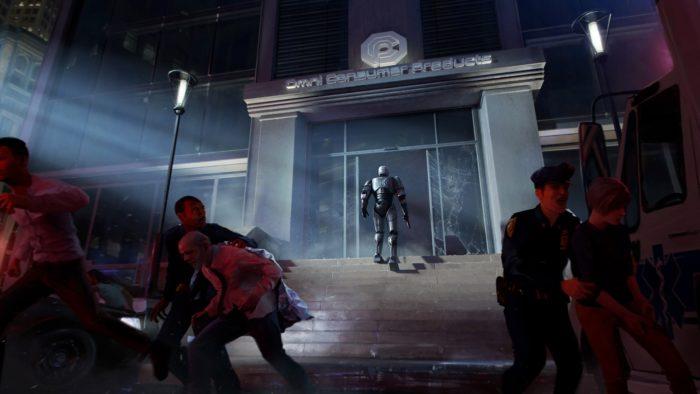 RoboCop: Rogue City (Imagem: Divulgação/Nacom)