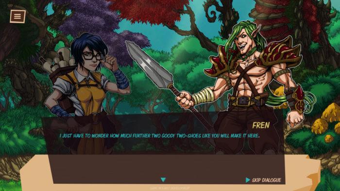 Reverie Knights Tactics é RPG inspirado em Tormenta (Imagem: Divulgação/40 Giants Entertainment)