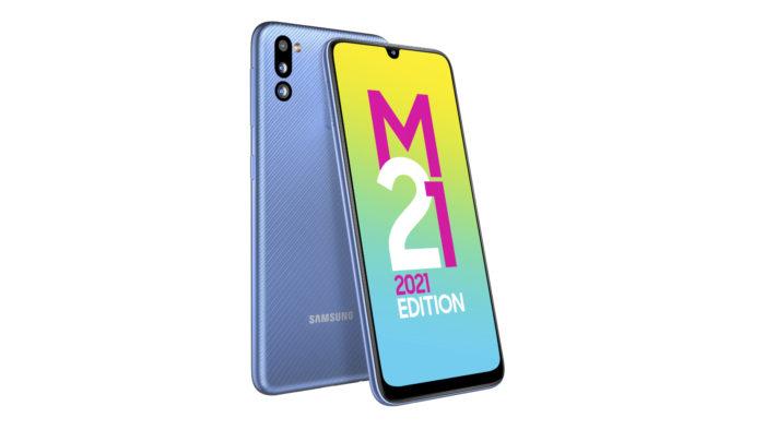 Samsung Galaxy M21 2021 Edition (Imagem: Divulgação/Samsung)